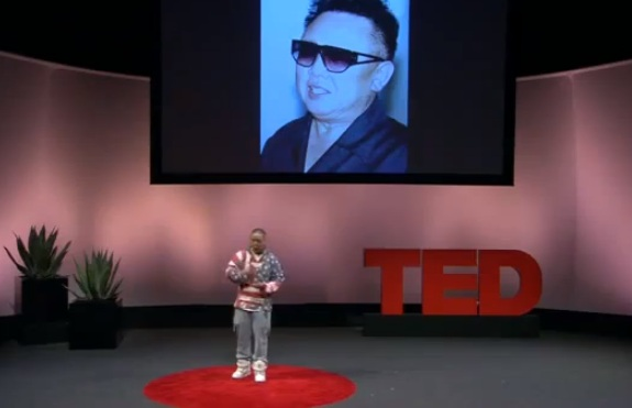 EDDIE HUANG TED TALK BANNED