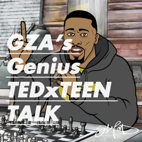 Wu-Tang's GZA proofs his Genius in this must-see TEDxTeen talk
